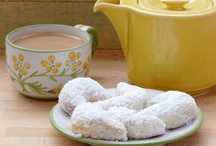 Hungarian food/cakes