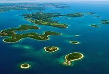 Croatian National and Nature parks / Explore the unspoiled and spectacular nature of Croatian National and Nature Parks. Dive into peace, relaxation and serenity, ...