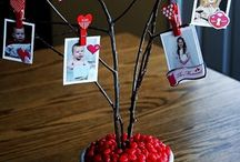 Valentine's decor and crafts