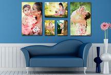 Картины и фото в интерьере
