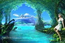 Fantasy arts