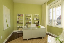 Green Decor / Decorating with Green Home Decor