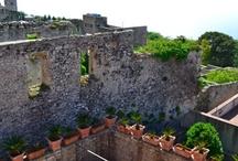 Historical villas in Sicily