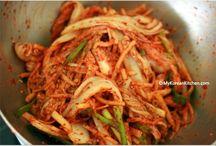 Kimchi / Lacto fermented