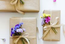 {gift wrapping ideas}