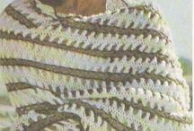 Tricô e Crochê / #tricô #croche #tricocroche #artesanato #blusas #vestido #lã #fio #calcas #knitting