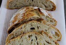 Pane e panini - Pane e Gianduia / Pane, pizze e focacce