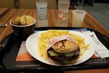 comida boa e gordurosa
