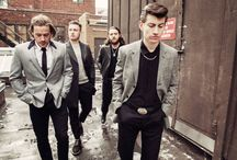 Arctic Monkeys ♪ / Pure essence of amazing wrapped up in a coat of awesomeness.