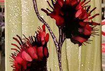 pintura Flor