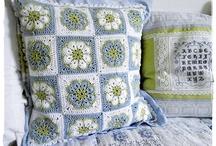Dream Home - Pillows / Poufs / by Nivethetha Sudhakar