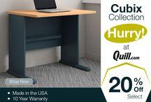 Bush Business Furniture: Cubix Collection