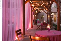 Reception decor / by Karen Zell
