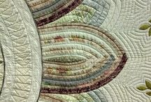 Patchwork / Textilképek