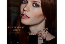 "INDEPENDENT SPIRIT - nee MAKE UP MILANO / ""Natürlichkeit"" ist das Leitmotiv der INDEPENDENT SPIRIT COLLECTION von nee MAKE UP MILANO. Für alle Frauen, die sich selbst treu bleiben und den Nude Look neu erleben wollen  ~ ~ ~ ""Natural beauty is the credo"" of the INDEPENDENT SPIRIT COLLECTION of nee MAKE UP MILANO. For all women who want to re-experience the Nude Look and who want to remain true to themselves."