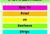 classroom tips & tricks