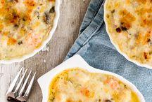 Fischgerichte | fish recipes / Leckere Rezepte aus Fisch und Meeresfrüchten