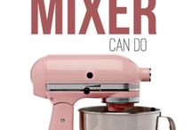 mixer recipes