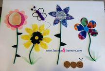 Flower Lesson Plans