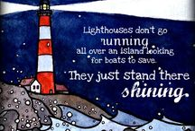 all things lighthouse / including craft designs and images