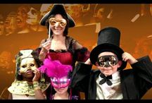 Halloween FUN! / Go on a field trip to a costume shop!