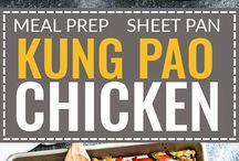 Lunch Ideas/Meal Prep Ideas