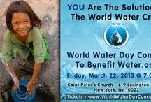 worldwaterdayconcert / by watercheck