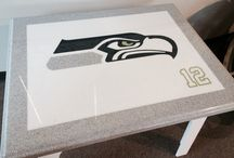 12th Man / Blue Friday and Seahawks stuff!