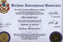 BIU DEGREES / Bircham International University distance learning degree requirements are: online university courses (3 credits), Specialist (15 credits), Expert (21 credits), Bachelor's (130 credits), Master's (35 credits) and online Doctorate Ph.D. (45 credits). The cost and the final amount of credits required to complete an adult degree program will depend on the credits transferred from previous education and professional experience.
