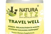Travel Well / Anti anxiety and anti stress supplement to help your dog and cat relax and stay calm during travel, motion sickness, grooming, boarding, vet and daycare visits and much more!