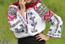 Authentic Romanian peasant blouses - bohemian fashion style / Romanian hand embroidered peasant blouses and bohemian style . Loose fit, long sleeves boho.