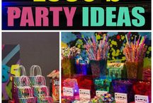 1980 birthday party ideas