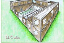 Container aménagements