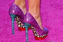 zapatos de fiesta / by Melania Paguaga