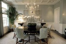 dining rooms / by Kathy Blanco