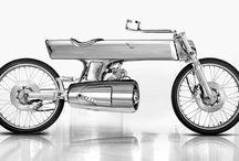 Bandit9 Motorcycle Concept