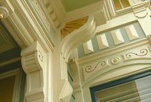 Architectural ~ Details / by Annette Velanzon