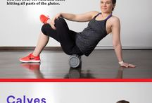 Foam rollers and exercise