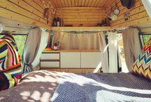 Campervan ideas