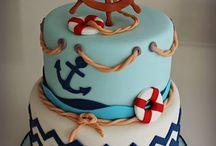 Sailor theme bday