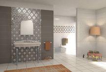 Dream bathrooms / Atmosfere da sogno per ambienti bagno ricercati e sofisticati.