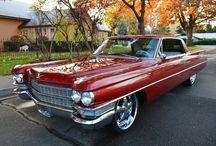 1960's Cadillacs