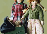 Dolls and scenes