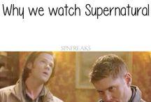 Supernaturally Stuff