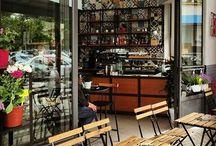 Cafe floral, thessaloniki, Greece