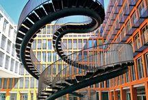 Εντυπωσιακές σκάλες