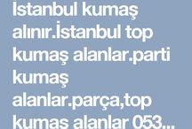 İstanbul top kumaş alanlar,05357186113,parti kumaş alanlar