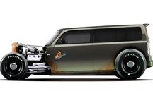 Scion Rat Rod