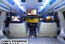 Conversion Vans / World of super Vans...