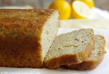 Gluten-free ~ quick breads and muffins / by Maija Shelley